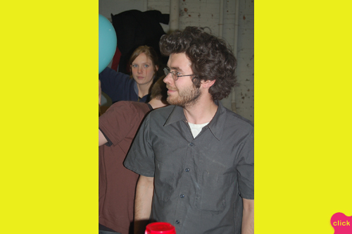 photo ~ Martha Thorneloe, David Macleod (sputnyc, Bandamous, Manyc Records) ~ 2006-01-01 ~ New Year's Eve 2006 Celebration ~ sputnyc