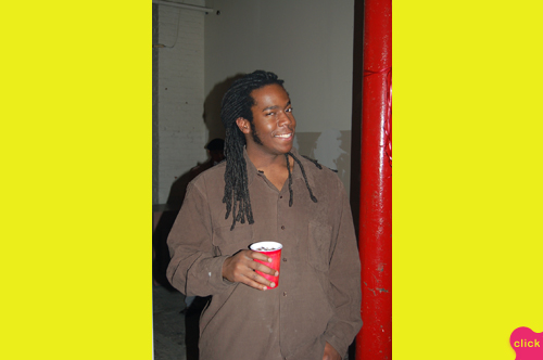 photo ~ Shaheim Jackson (Jacque Ryal, Manyc Records) ~ 2006-01-01 ~ New Year's Eve 2006 Celebration ~ sputnyc