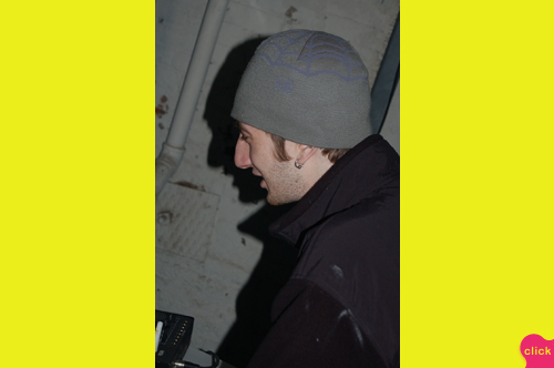 photo ~ Stewart Laufer (clinyc, Bandamous, Manyc Records) ~ 2006-01-01 ~ New Year's Eve 2006 Celebration ~ sputnyc
