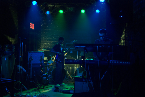 photo ~ Bandamous (Manyc Records) ~ Jennifer Grimyser ~ 2008-01-01 ~ New Year's Eve 2008 Celebration ~ sputnyc