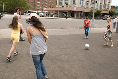 photo ~ playing soccer ~ 2008-06-29 ~ Carnival ~ sputnyc