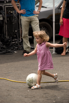photo ~ playing soccer ~ 2008-06-29 ~ Carnival ~ sputnyc