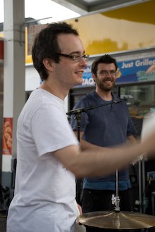 photo ~ Philip, David ~ 2008-06-29 ~ Carnival ~ sputnyc