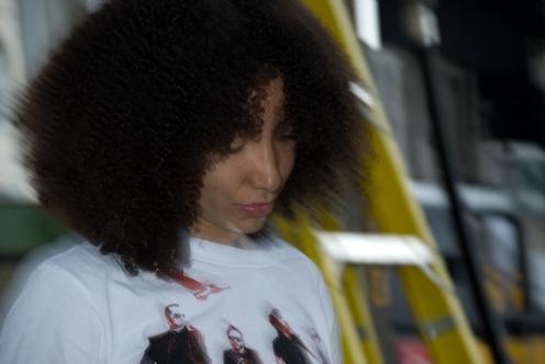 photo ~ Nikolitsa Boutieros ~ 2008-06-29 ~ Carnival ~ sputnyc