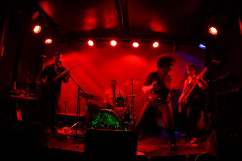 photo ~ Nikolitsa and the Comrades ~ 2009-10-17 ~ Carnival ~ sputnyc