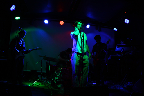photo ~ Bandamous (Manyc Records) ~ 2009-10-17 ~ Carnival ~ sputnyc