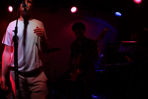 photo ~ Oliver, Jonathan, David Macleod (Bandamous, sputnyc) ~ 2009-10-17 ~ Carnival ~ sputnyc