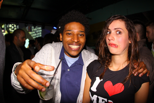 photo ~ Jonathan, Sarah Poyet (cynematic) ~ 2009-10-17 ~ Carnival ~ sputnyc