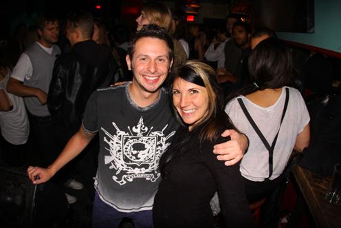 photo ~ Mikey, Kristy Abbatiello (The Kali) ~ 2009-10-17 ~ Carnival ~ sputnyc