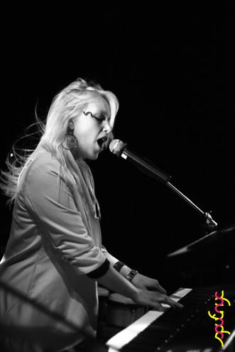 photo ~ Jacque ~ Nikolitsa Boutieros ~ 2011-04-15 ~ sputnyc and Lycee Francais de New York ~ 75th Anniversary ~ sputnyc