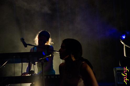 photo ~ Jessica, Chanez ~ Shaheim Jackson ~ 2011-04-15 ~ sputnyc and Lycee Francais de New York ~ 75th Anniversary ~ sputnyc