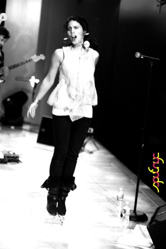 photo ~ Chanez ~ Nikolitsa Boutieros ~ 2011-04-15 ~ sputnyc and Lycee Francais de New York ~ 75th Anniversary ~ sputnyc