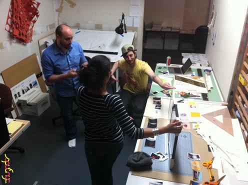 photo ~ planning to plan ~ Jonathan McIntosh ~ 2012-05-19 ~ sputnyc presents clinyc art * design * music with Manyc Records ~ sputnyc