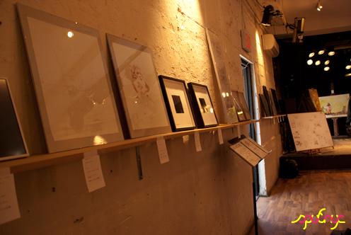 photo ~ works by Fabio Cutro, Patrick Carrara (clinyc) ~ Akiko Isomoto ~ 2012-05-19 ~ sputnyc presents clinyc art * design * music with Manyc Records ~ sputnyc