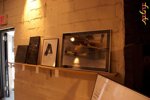 photo ~ works by Jonathan McIntosh (clinyc), clinyc collective ~ Akiko Isomoto ~ 2012-05-19 ~ sputnyc presents clinyc art * design * music with Manyc Records ~ sputnyc