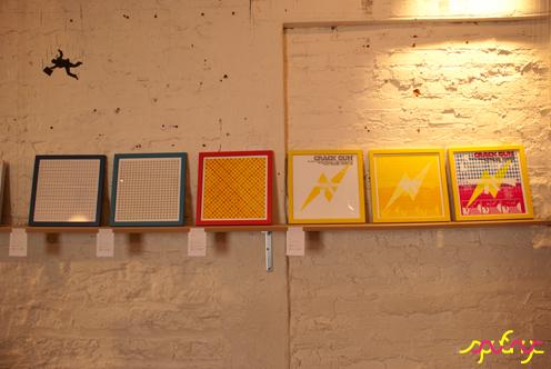 photo ~ works by Stewart Laufer (clinyc), Jonathan McIntosh (clinyc) ~ Akiko Isomoto ~ 2012-05-19 ~ sputnyc presents clinyc art * design * music with Manyc Records ~ sputnyc