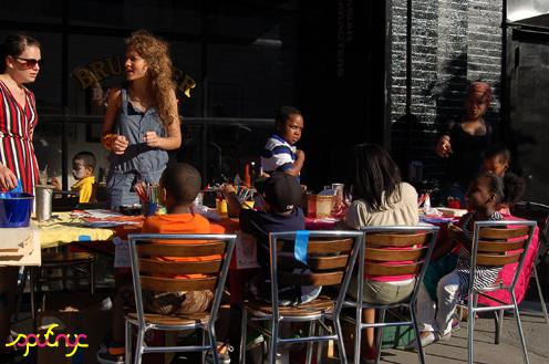 photo ~ children's corner ~ Arnaud Stebe ~ 2012-05-19 ~ sputnyc presents clinyc art * design * music with Manyc Records ~ sputnyc