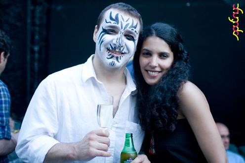 photo ~ Yannis Mavromatakis, Chanez ~ Nikolitsa Boutieros ~ 2012-05-19 ~ sputnyc presents clinyc art * design * music with Manyc Records ~ sputnyc