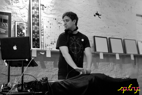 photo ~ Marc ~ Nikolitsa Boutieros ~ 2012-05-19 ~ sputnyc presents clinyc art * design * music with Manyc Records ~ sputnyc