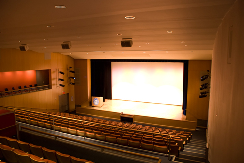 photo ~ LFNY Auditorium ~ 2011-04-15 ~ sputnyc
