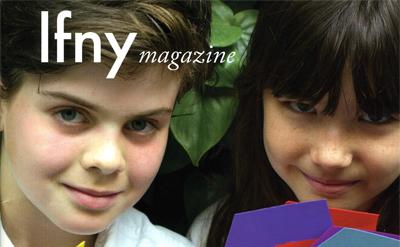 article ~ LFNY Magazine Special LFNY 75th Annniversary ~ staff ~ 2011-05 ~ LFNY Magazine ~ sputnyc